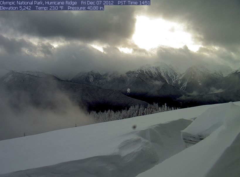Hurricane Ridge 12/07 2:51 PM